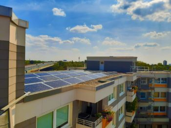 Applications Photovoltaïques Urbaines